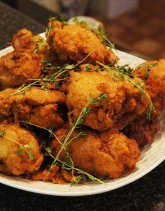 Chef Thomas Keller's Buttermilk Fried Chicken