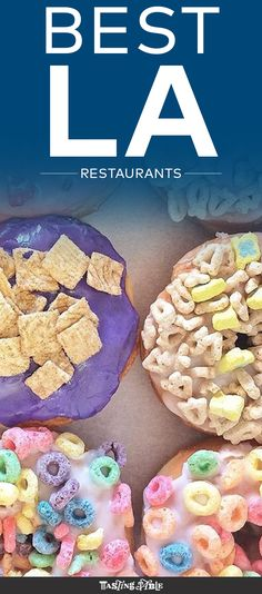 Nastassia Johnson, the dessert blogger behind top food Instagram account @LetMeEatCake, shows you how to eat fearlessly in her city—doughnut…