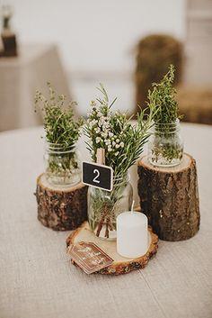Свадьба с пряными травами | Мастерская свадеб Tandem