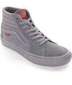 Vans Sk8-Hi Pro Mono Tornado Skate Shoes