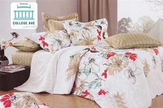 Twin XL Comforter Set - College Ave Dorm Bedding Extra Long Twin College Sets Girls Essentials