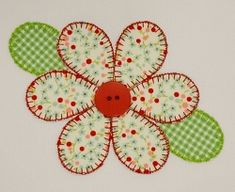 Blanket Flower Applique - 4 Sizes!   What's New   Machine Embroidery Designs   SWAKembroidery.com Applique for Kids