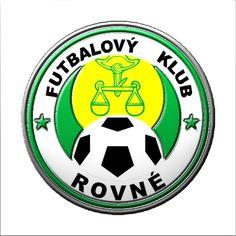 FK Rovne , Football logo , Slovakia