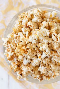 Sweet Eats: Pumpkin Pie Kettle Corn Recipe