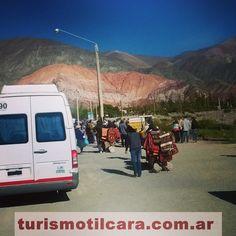 Purmamarca en Jujuy
