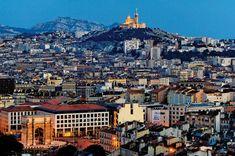 Espaces de #coworking à #Marseille