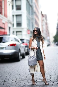 GiGi New York | Haute Off The Rack Fashion Blog | Slate Jenn Bucket Bag