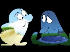 "Pixar: Short Films #20 ""Day & Night"" (2010) - YouTube"