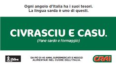 CIVRASCIU E CASU - pane sardo e formaggio - sardinian bread and cheese.
