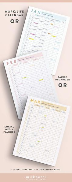 This task calendar can help you organize your daily life and organize your plans.  Write down all of your tasks in one place.  #ad #Printable #instantdownload #digital #calendar #Calendars #planner #planneraddict #plannerlove #plannercommunity #plannergirl