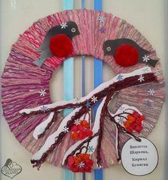 Winter Crafts For Kids, Autumn Crafts, Summer Crafts, Diy For Kids, Projects For Kids, Bee Crafts, Diy And Crafts, Paper Crafts, Bird Template