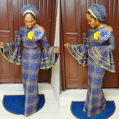 Latest Ankara Styles 2018 For Trendy and Fashionable WomenLatest Ankara Styles and Aso Ebi Styles 2020 Ankara Long Gown Styles, Ankara Styles For Women, Latest Ankara Styles, Ankara Gowns, Latest African Fashion Dresses, African Print Dresses, African Print Fashion, African Clothes, Africa Fashion