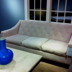 Captivating The Chloe Sofa From Macyu0027s. We Ordered It In Seafoam. Good Looking