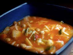 Blond Kitchen: Italialainen kasviskeitto