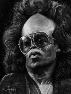 Miles Davis by Alexander Noroseltsev