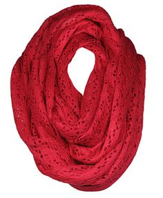 Loose Knit Infinity Scarf from F21 $9.50