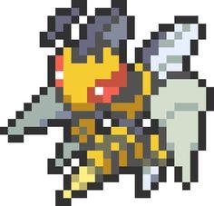 Pokemon Perler Beads, Hama Beads, Pokemon Pokedex, Pokemon Sprites, Art Pokemon, Melty Bead Designs, Lego Watch, Pixel Art Grid, Game Concept Art