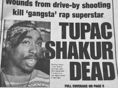 """All About Hip Hop on Instagram: """"I heard a rumour I died, murdered in cold blood dramatized Pictures of me in my final stage you know Mama cried But that was, FICTION, some…"""" Tupac Makaveli, In Cold Blood, Tupac Shakur, Crying, Rap, Hip Hop, Stage, Fiction, Pictures"""