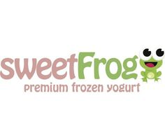 Sweet Frog= Great Deserts!