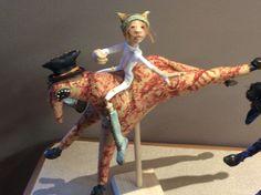 Zia Joey's Art Dolls: Kate Church Workshop