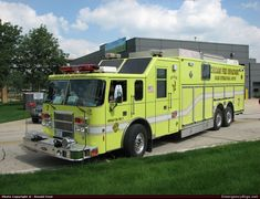 Pierce Lance Rescue Chicago Fire Department Emergency Apparatus Fire Truck Photo