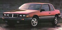1986 Pontiac Grand Am - Although technically not my car, my sister had one of these she would let me borrow on occasion for a big date. General Motors, Detroit, Grand Chef, Pontiac Grand Am, Pontiac Cars, American Classic Cars, Car Advertising, Gto, Motor Car