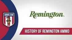 Remington Ammo - History