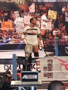 WWE Champion C.M. Punk, SummerSlam 2011