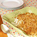 Poppy Seed Chicken Recipe   MyRecipes.com