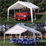 Hercules Expandable Canopy 12 x 20 or 20 x 20  #CanopiesOutlet