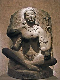 9th Century Chola Maheshvara