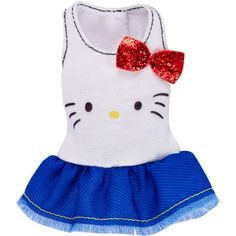 Barbie Hello Kitty Red Bow