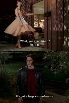 Gilmore Girls - Rory & Dean