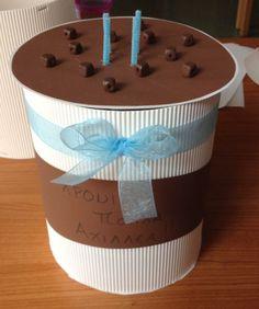 Δωρα- τούρτες γενεθλίων! byElissabet Alexiou
