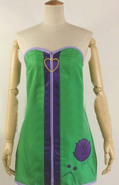 Jamcos Fairy Tail Evergreen Cosplay Costume-made *** To view further for this item, visit the image link.