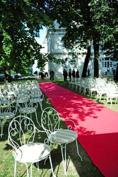crmonie dans le jardin chateau de divonne prs de genve wedding at chateau de divonne - Chateau D Artigny Mariage