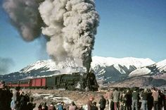 NZR from the last run of Kb 968 in June Image Transpress NZ Train Pictures, Steam Engine, Steam Locomotive, Train Station, Over The Years, New Zealand, Past, Island, Mountains