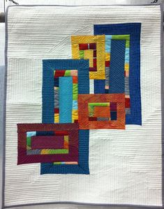 I thought it would be fun to share a few more quilts with you from QuiltCon. These are beautiful applique quilts that I just adored. Who says applique can't be modern? Click here for pictures of al...