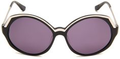 Converse Heritage Women's HALL OF FAME Oval Sunglasses