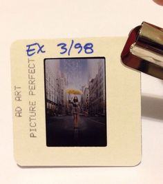 "1 Press Kit Slide/Photo Neg. from ""Picture Perfect"" Starring #JenniferAniston"
