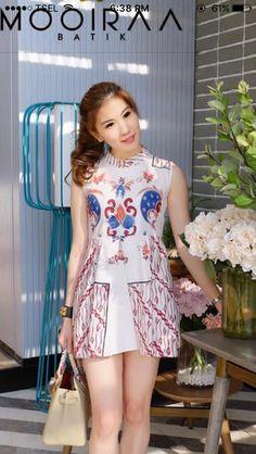 Kebaya Lace, Uniform Shop, Dress Anak, Batik Fashion, Batik Dress, Ethnic Dress, Cheongsam, Traditional Outfits, Ikat