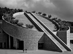 Mario Botta architecture | Cantina Petra/Mario Botta