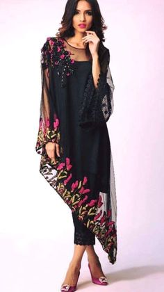 New Ideas Wedding Dresses Pakistani Pants Pakistani Dresses, Indian Dresses, Indian Outfits, African Fashion, Indian Fashion, Womens Fashion, Hijab Fashion, Fashion Dresses, Fashion Tips