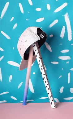 """Confetti"" by Marta Veludo for Restored by Marta Veludo, via Behance"