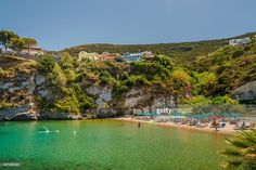 'Piscine naturali' in Ponza island   Ponza Island, Italy   #stockphotos #gettyimages #print #travel