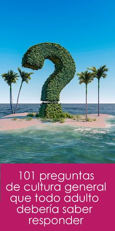 101 questions of general culture. How many can you answer? General Quiz, Oscar Garcia, Brain Gym, Interesting Information, Brain Activities, Love Culture, New Tricks, Better Life, Most Beautiful Pictures