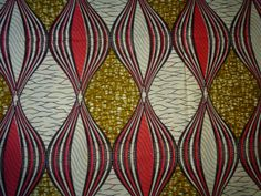 Tissus africains Wax Julius Holland estampes par KitengeTextiles, £4.99