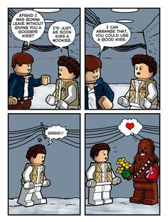 /by fbtb #StarWars #LEGO #comic