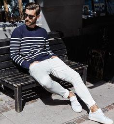 Mens fashion https://www.pinterest.com/AlyTseev/men-style/
