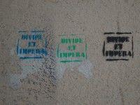 Graffiti: Stencils from Bucharest | Eugen Glavan | Socioblog